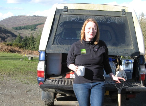 Emma has been a part of the East Dartmoor National Nature Reserve team for a year