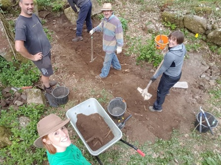 24.04.17 Vinnimore dig trench1_Emma Stockley