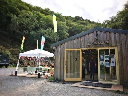 Sept 2018 Woodland Centre HOD andDevon Open Studios
