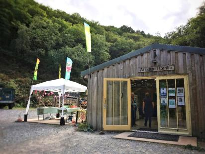 Sept 2018 Woodland Centre HOD andDevon Open Studios